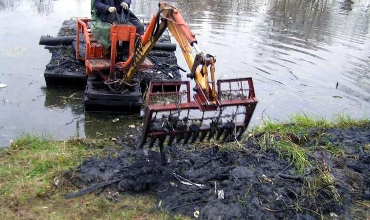 углубление озера цена в курске веке